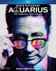 Aquarius DVD Cover