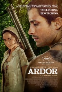 Ardor Release Poster