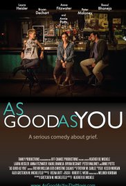 AS GOOD AS YOU  Release Poster