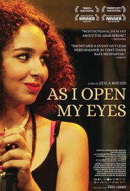 AS I OPEN MY EYES Release Poster