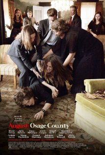 August Osage County Movie Poster