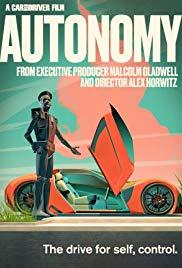 AUTONOMY Release Poster