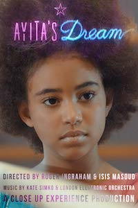 AYITA'S DREAM Release Poster