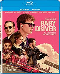 BABY DRIVER Release Poster