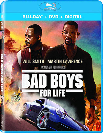BAD BOYS FOR LIFE Release Poster