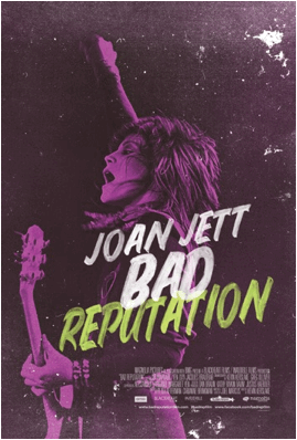 BAD REPUTATION Release Poster