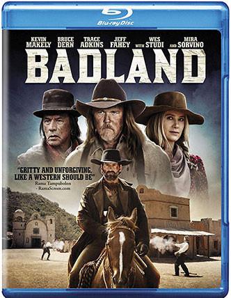 BADLAND Release Poster
