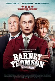 BARNEY THOMSON Release Poster