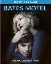 BATES MOTEL SEASON 3 10/14/2015 Blu-ray