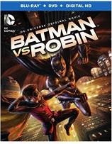 Batman vs Robin Blu-ray