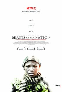 BEASTS OF NO NATION  Release Poster