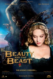 BEAUTY AND THE BEAST (LA BELLE ET LA BÊTE) Release Poster