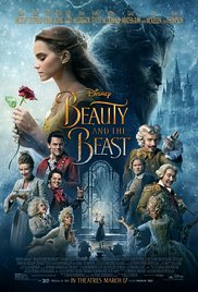BEAUTY AND THE BEAST Release Poster
