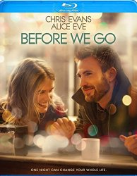 BEFORE WE GO Release Poster
