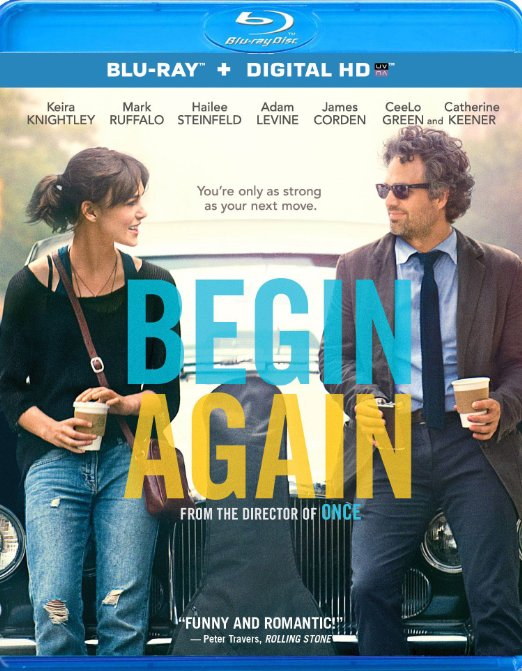 Begin Again Movie Release