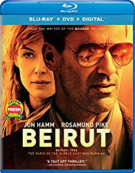 BEIRUT  Release Poster