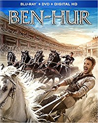 BEN-HUR Blu-ray Cover