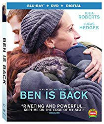BEN IS BACK Release Poster