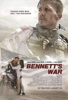 BENNETT'S WAR Release Poster