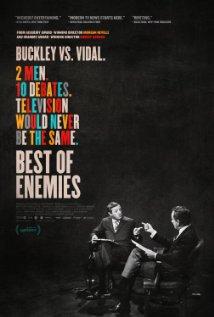 BEST OF ENEMIES  Release Poster
