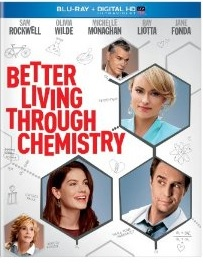 Better Living Through Chemistry Blu-ray