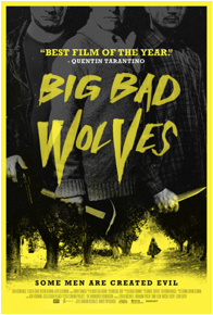 Big Bad Wolves Movie Poster