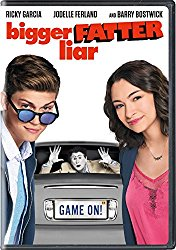 BIGGER FATTER LIAR Blu-ray Cover