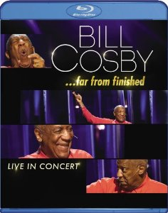 Bill Cosby Far From Finished Blu-ray