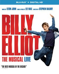 BILLY ELLIOT THE MUSICAL LIVE Blu-ray Cover