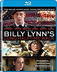 BILLY LYNN'S LONG HALFTIME WALK Release Poster