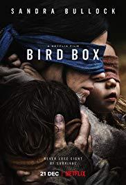 BIRD BOX Release Poster