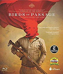 BIRDS OF PASSAGE Release Poster