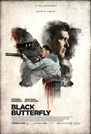 BLACK BUTTERFLY Release Poster