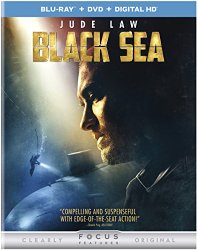 Black Sea (Blu-ray + DVD + Digital HD UltraViolet Combo Pack With Bonus Blu-ray 3D)