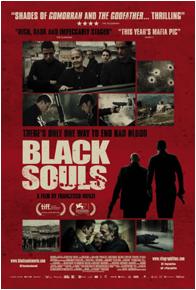 BLACK SOULS  Movie Poster