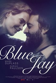 BLUE JAY Release Poster