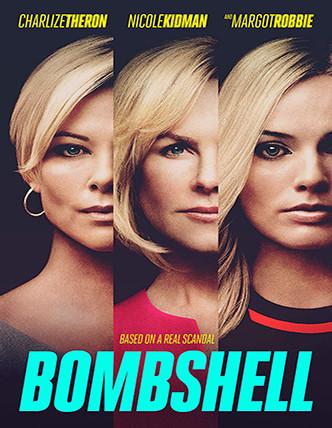 BOMBSHELL Release Poster