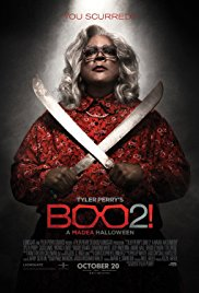 TYLER PERRY'S BOO 2! A MADEA HALLOWEEN Release Poster