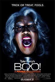 TYLER PERRY'S BOO! A MADEA HALLOWEEN  Release Poster