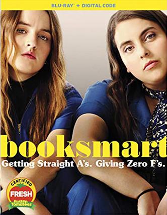 BOOKSMART Release Poster