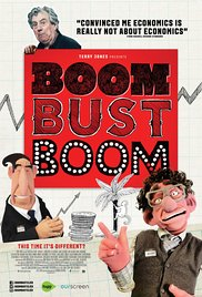 BOOM BUST BOOM Release Poster