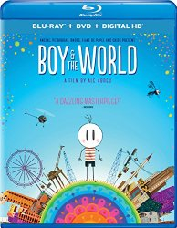 BOY AND THE WORLD Release Poster