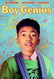 BOY GENIUS Release Poster