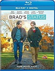 BRAD'S STATUS Blu-ray Cover