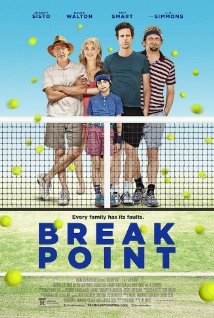 BREAK POINT Release Poster