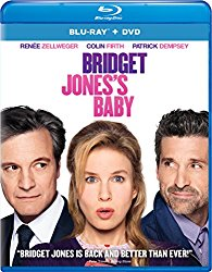 BRIDGET JONES'S BABY Blu-ray Cover