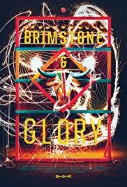 BRIMSTONE & GLORY Release Poster