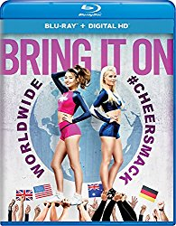BRING IT ON WORLDWIDE #CHEERSMACK Blu-ray Cover