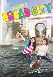 BROAD CITY SEASON TWO DVD Cover
