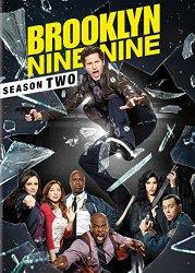 BROOKLYN NINE NINE SEASON 2 DVD Cover